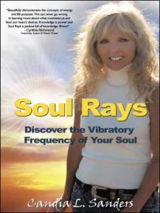 Book Soul Ray by Candia Sanders