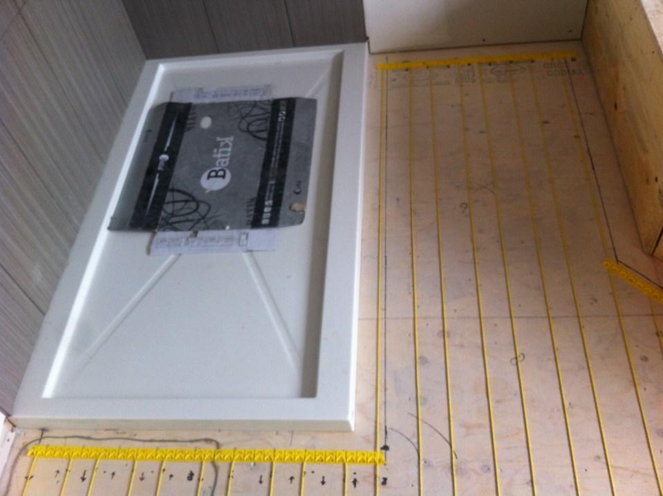 Besoin de confort sous votre céramique ou plancher d'ingénierie?