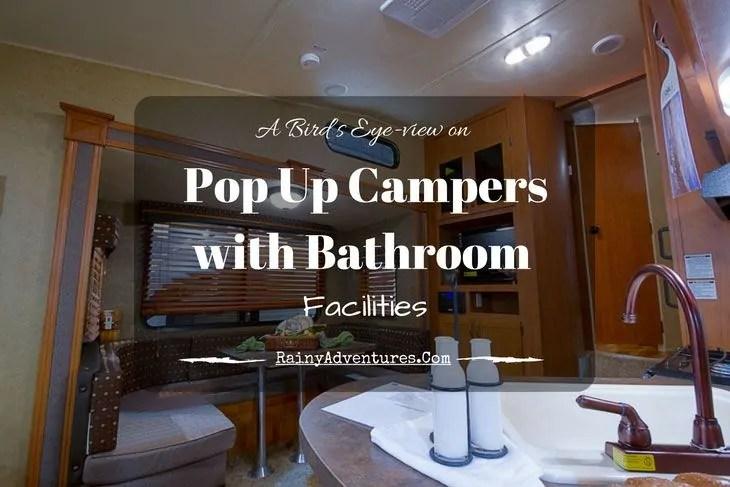 Image Result For  Bathroom Campers