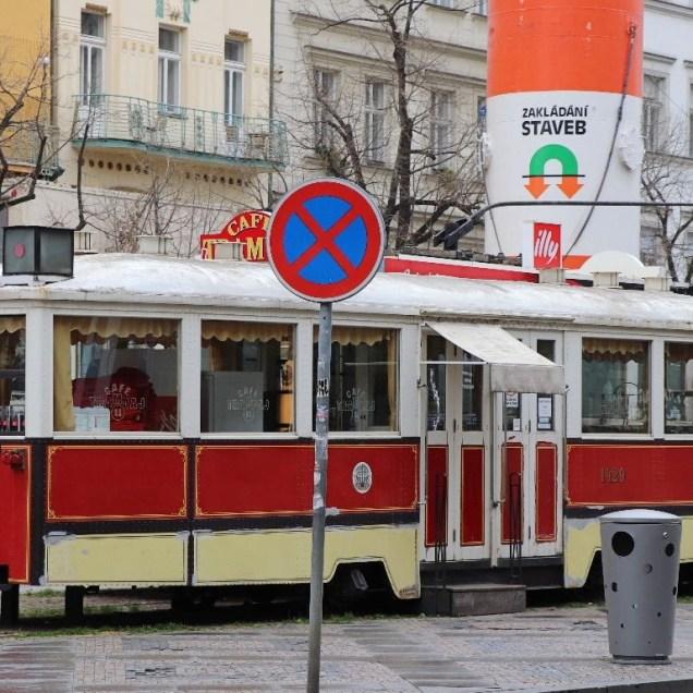 Prague streets