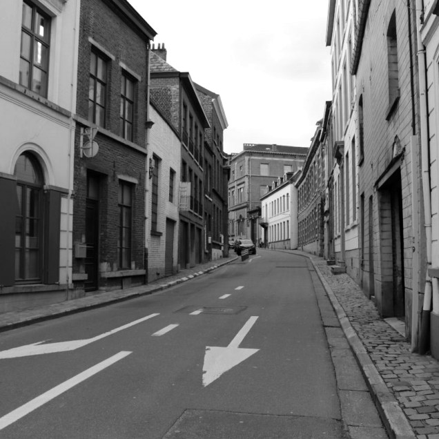 Mons streets