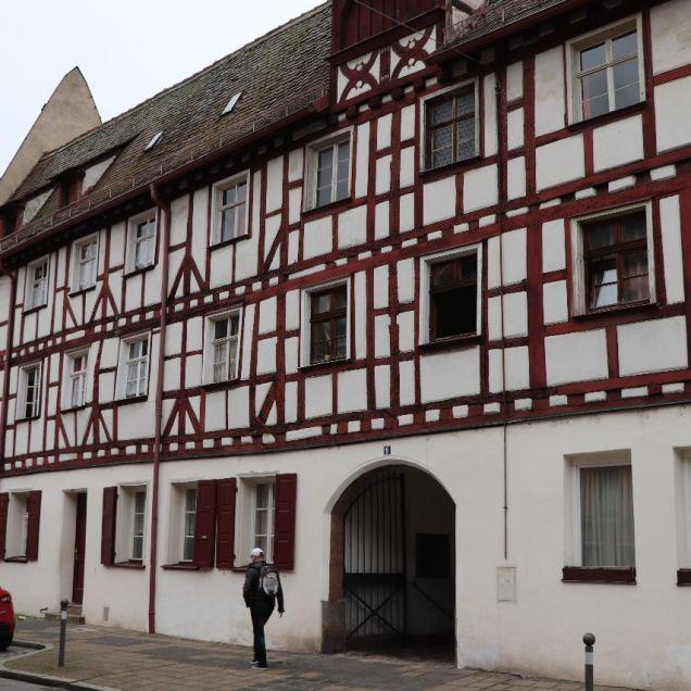 Nuremburg streets