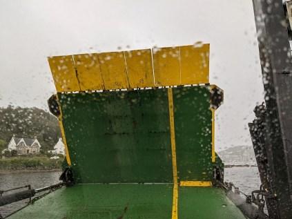 Ferry from Portavadie