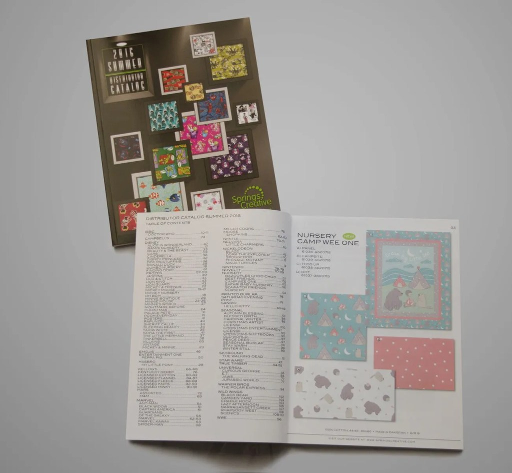 Summer Distributor Catalog Layout 1