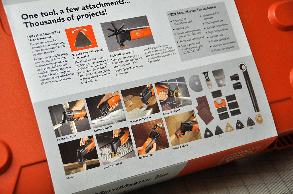 Fein MultiMaster: FirstLook   RainyDayMagazine