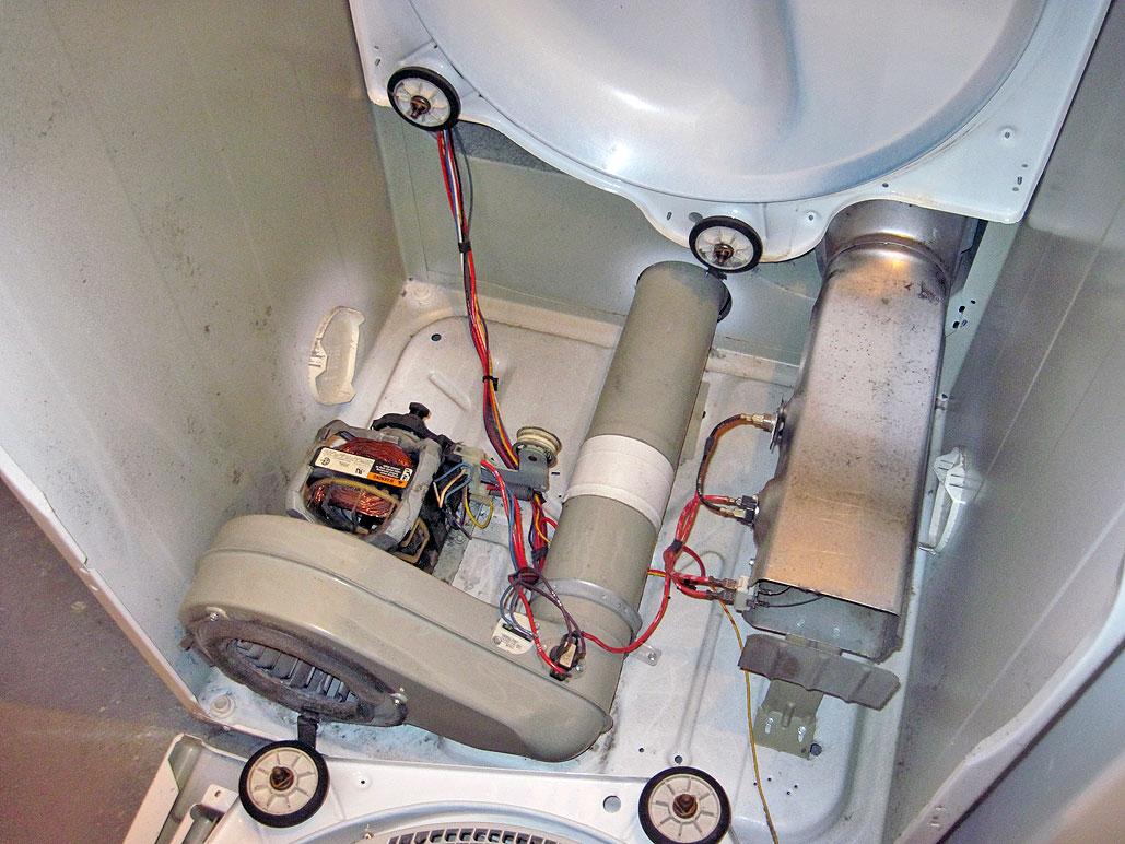 Kenmore Washer Timer Repair