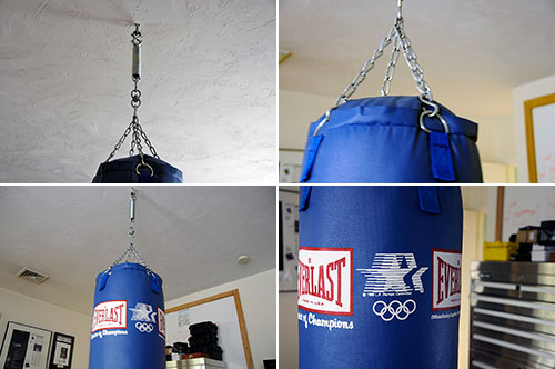 Hitting The Bag With With Bare Knuckles Is A Good Way To Toughen Them Up,  But That Can Be Hard On The Skin Until The Skin Has Been Conditioned, ...