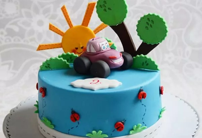 Really Easy Birthday Cake Recipe For Busy Mums