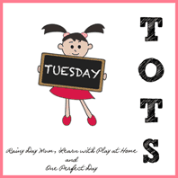 Tuesday Tots on Rainy Day Mum