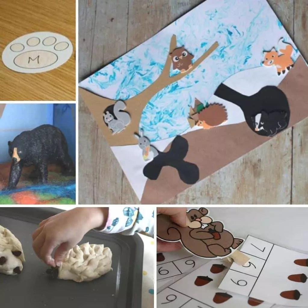 Easy Winter Animal Crafts And Activities For Toddlers And