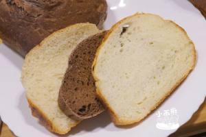 用麵包機做麵包:奶香超濃的優格吐司