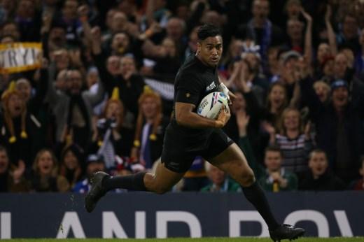 Rugby World Cup 2015 - New Zealand v France, 17 October 2015