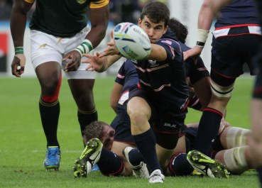 Rugby World Cup 2015 - South Africa v USA, 7 October 2015