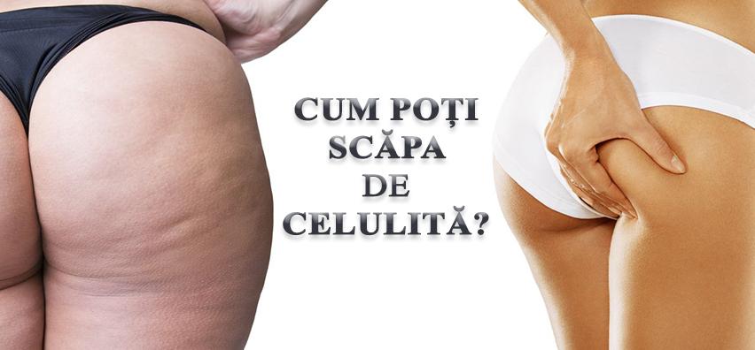 pierderea în greutate crește celulita