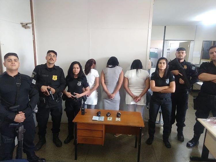 Servidores da CPP de Aparecida de Goiânia interceptam a entrada de drogas no local durante dia de visita