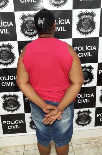 Babá é presa por subtrair criança de 4 anos em Goianápolis