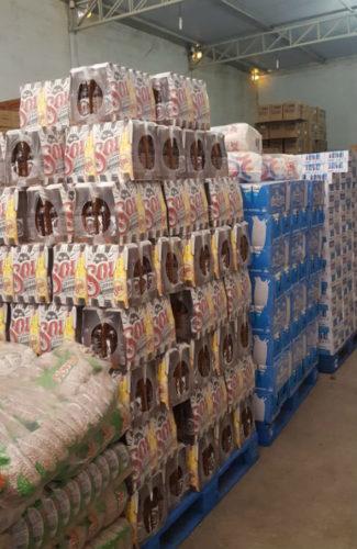 Operação A Grande Família do Crime: presas quatro pessoas suspeitas de venderem produtos roubados em supermercado de Goiânia