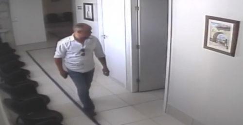 Polícia Civil prende churrasqueiro que praticou vários furtos em clínicas médicas