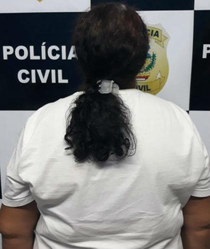 Mulher é presa em Morrinhos após agredir e ferir própria mãe