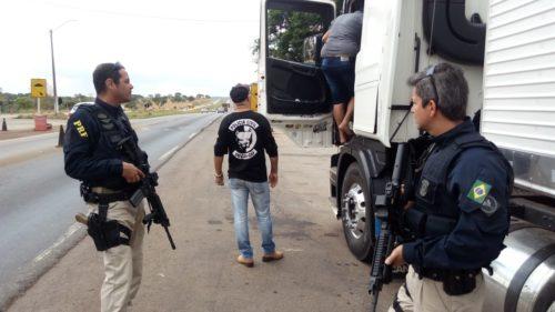 Decar e PRF efetuam nova prisão na Operação Livrai-nos do Mal, sexta fase