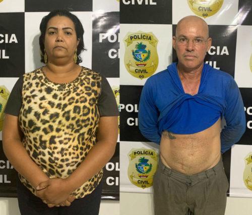 Casal é preso em Aparecida de Goiânia por estelionato em transação imobiliária