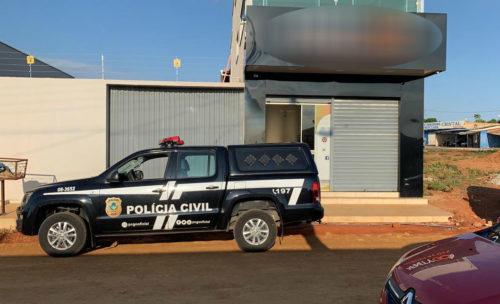 Operação 404: DERCC cumpre mandados em Goiás durante operação do Ministério da Justiça