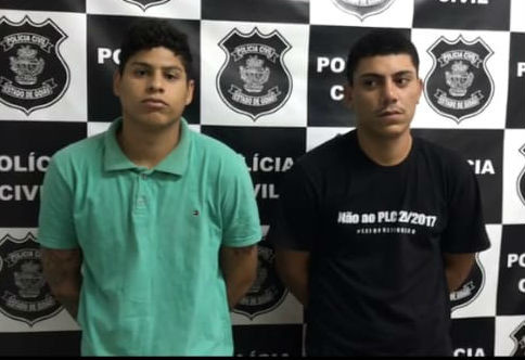 Presos em Planaltina suspeitos de participação no roubo a pároco; padre chegou a ser amarrado