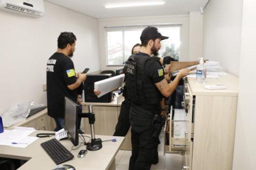 Operação Cegueira Deliberada: presas sete pessoas por corrupção, lavagem de dinheiro e desvio de recursos no Detran