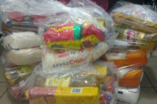 Polícia Civil arrecada quase três toneladas de alimentos para campanha Natal Seguro e Sem Fome