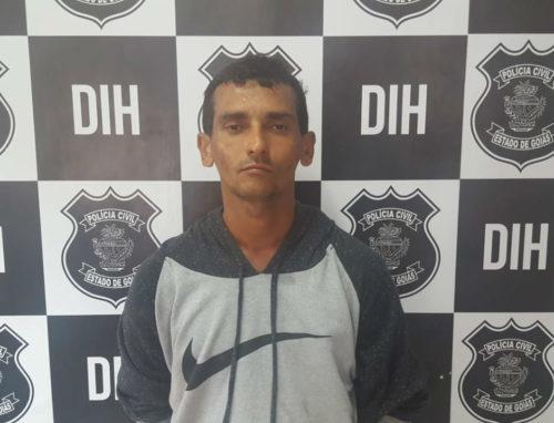 Preso suspeito de executar morador de rua no Setor São José