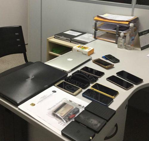 Operação Iteration cumpre buscas contra autores de fraude a cartões bancários