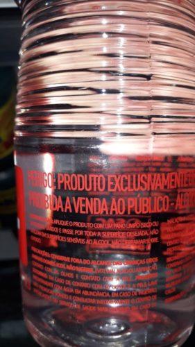Polícia Civil apreende álcool vendido ilegalmente em Itumbiara