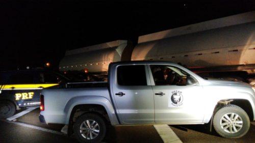 Operação Adamantiun prende três suspeitos de furto de etanol em distribuidoras