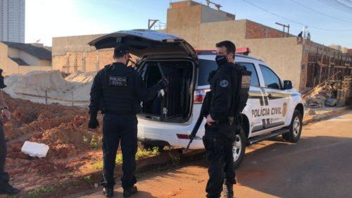 Operação Barcelona: Denarc prende envolvidos no tráfico, cumpre buscas e sequestro de bens