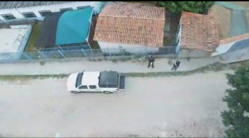 Polícia Civil prende suspeitos de roubo a motorista de aplicativo em Águas Lindas