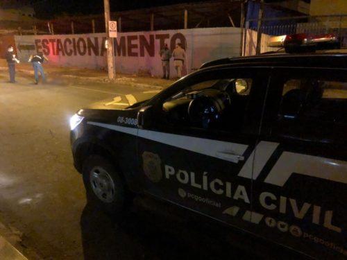Polícia Civil prende um dos suspeitos de assassinar morador de rua em Anápolis