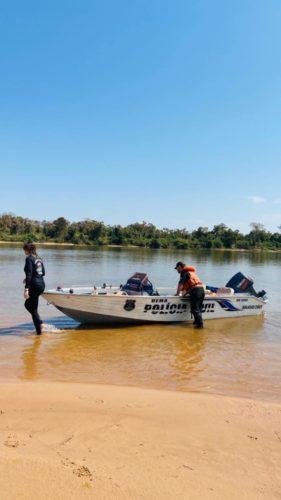 Operação Cancelamento Temporada do Araguaia 2020: Dema percorre rios da região em cumprimento de decreto