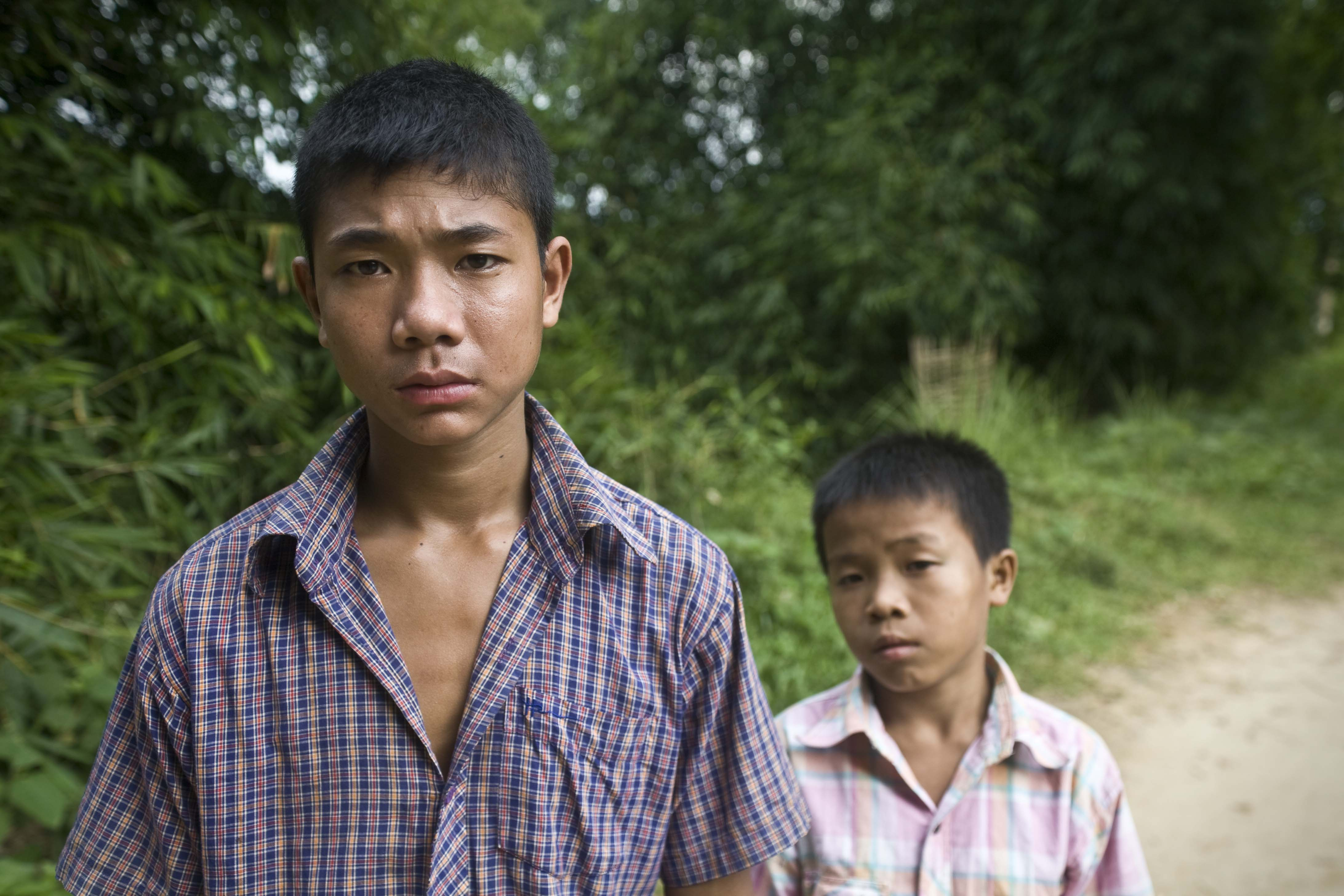 Chakma refugees