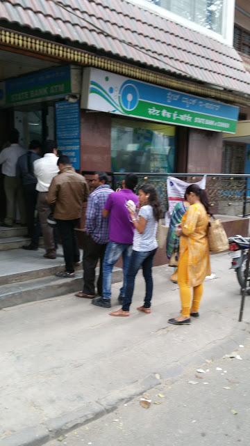 State Bank of India (SBI) ATM on Margosa Road