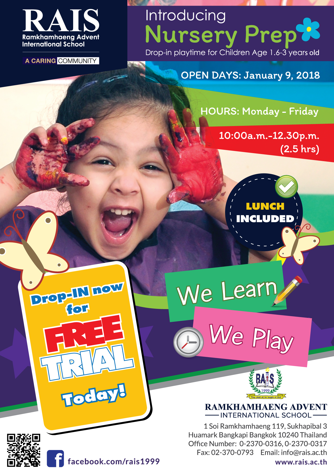 Nursery Prep : Drop-in playtime for children age 1 6 - 3