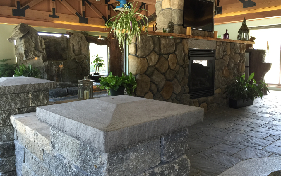 Raisanen Landscaping Showroom