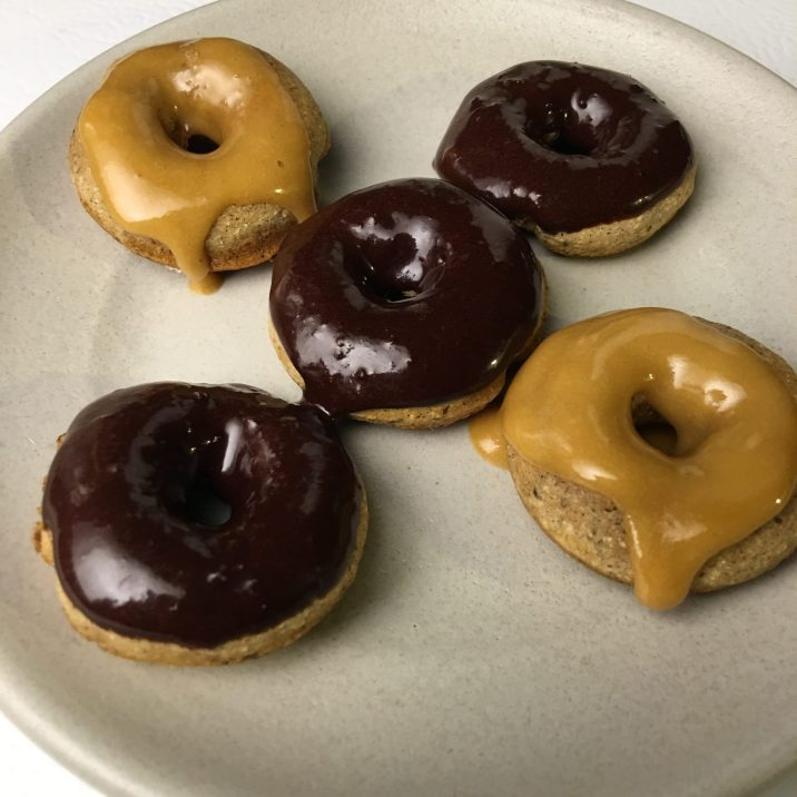 Paleo Donuts by The Allergy Chef