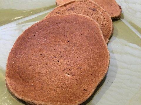 Paleo Pancakes by The Allergy Chef