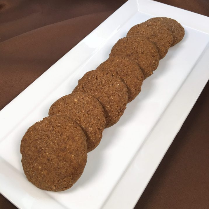 Corn Free Gingerbread Cookies by The Allergy Chef