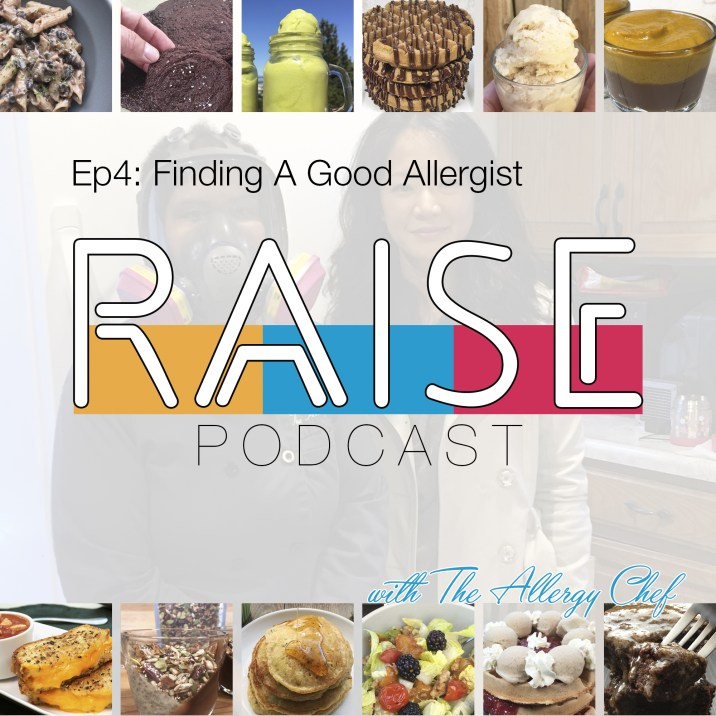RAISE Podcast Episode 4 Cover