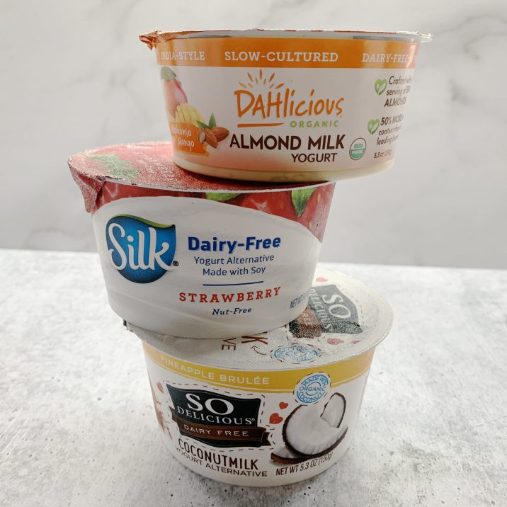 Dairy Free Yogurt Review by The Allergy Chef