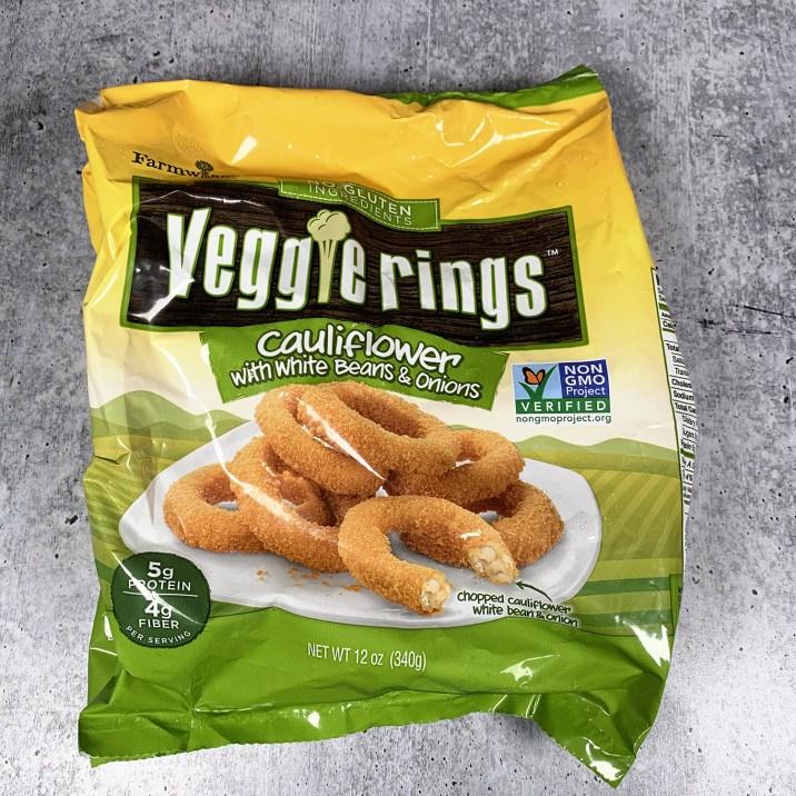 Farmwise Foods Veggie Rings Onion Rings