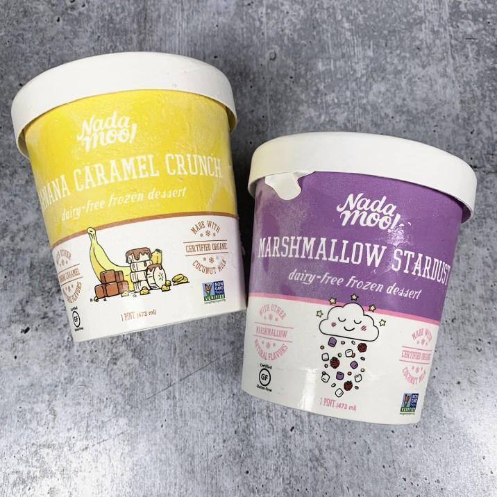 Nada Moo Ice Cream Pints