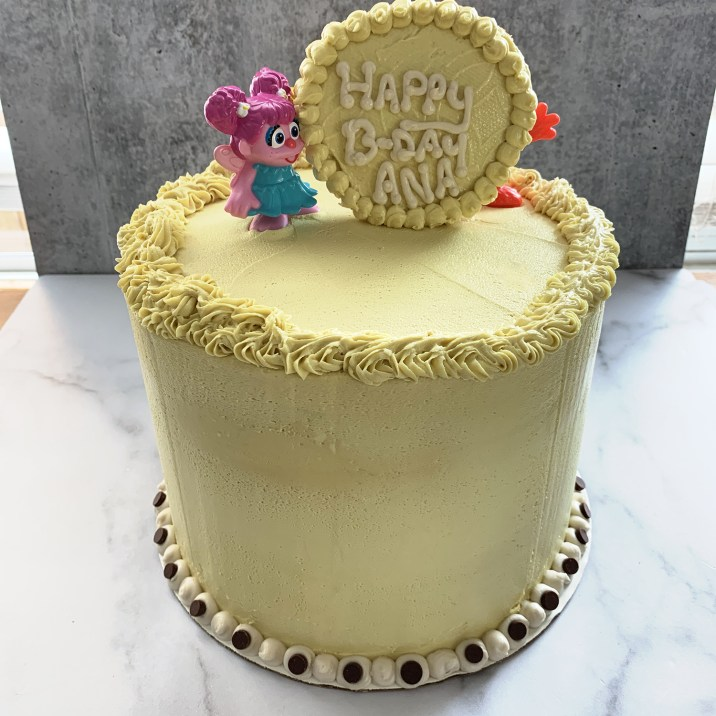 Cake Decorating by The Allergy Chef