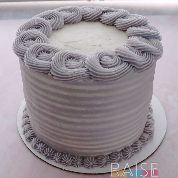 Gluten Free Vegan Cake by The Allergy Chef